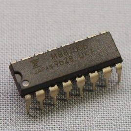 TS-790 1200ユニットPLL IC MB87006