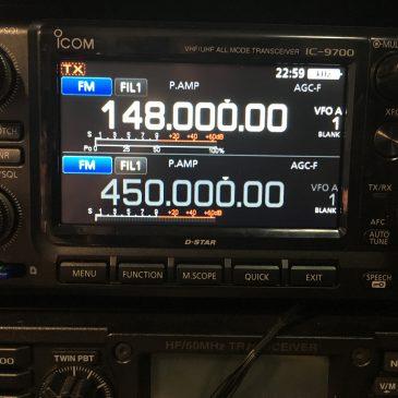 IC-9700 受信改造