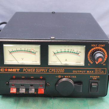 コメット CPS3200 32A電源 修理