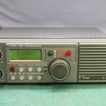 ICOM IC-M28 HF漁業無線 修理&CB改造