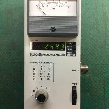 クラニシ BR-200 アンテナアナライザ 修理